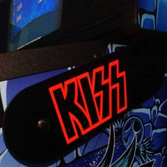 KISS LIGHTED MAGNETIC HINGE COVERS