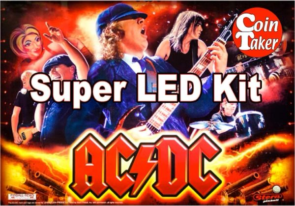 AC/DC-2 Pro LED Kit w Super LEDs