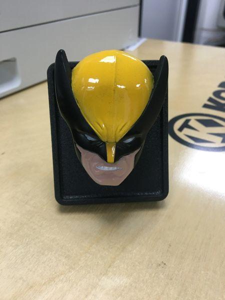 X-MEN WOLVERINE FACE