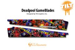 Deadpool Gameblades