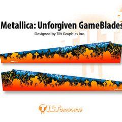 Metallica: Unforgiven GameBlades