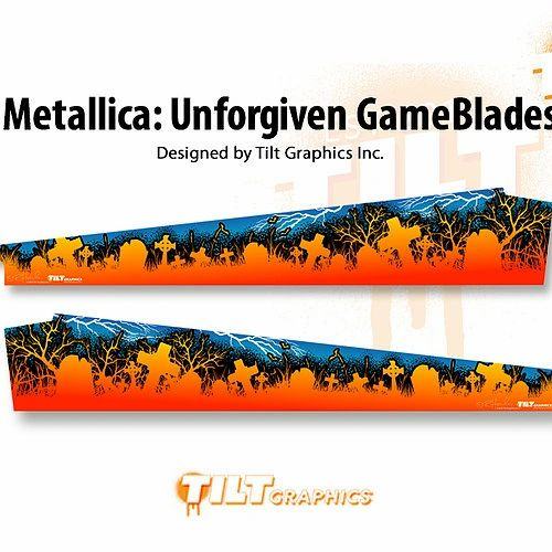 Metallica: Unforgiven GameBlades