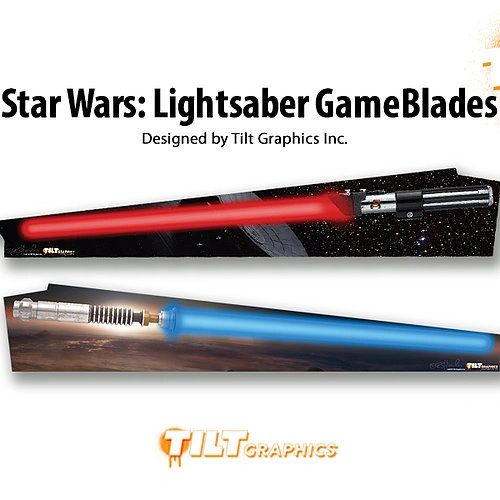 Stern Star Wars GameBlades