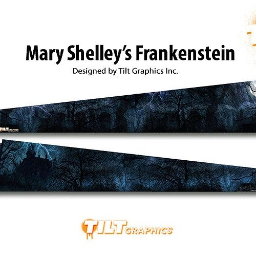 Mary Shelley's Frankenstein GameBlades