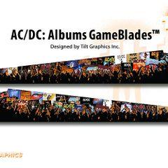 AC/DC Albums GameBlades