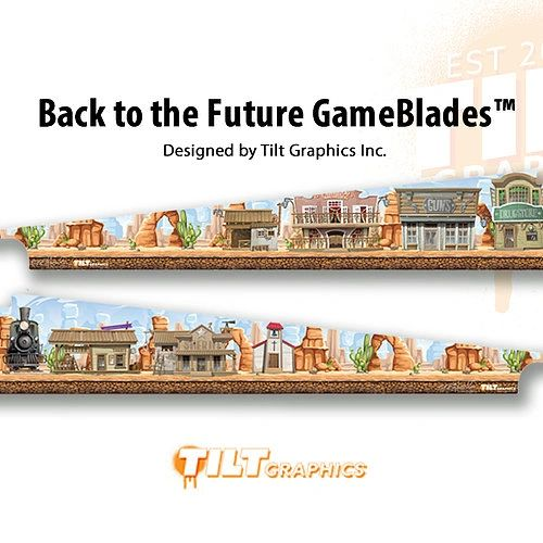 Back to the Future GameBlades