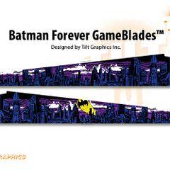 Batman Forever GameBlades