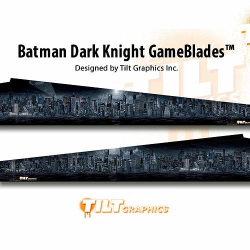 Batman The Dark Knight GameBlades