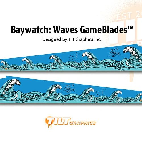 Baywatch: Waves GameBlades
