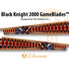 Black Knight 2000: Knight Rider GameBlades