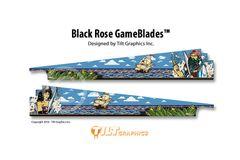 Black Rose GameBlades