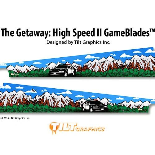Getaway: High Speed II GameBlades