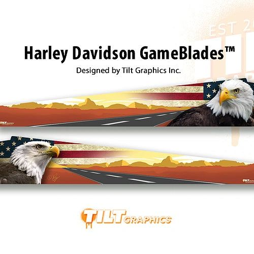 Harley Davidson GameBlades