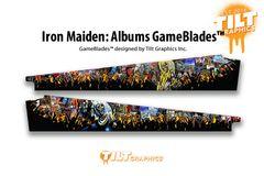 Iron Maiden: Albums GameBlades