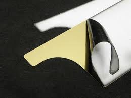 GOLD PLATED MIRROR BLADES