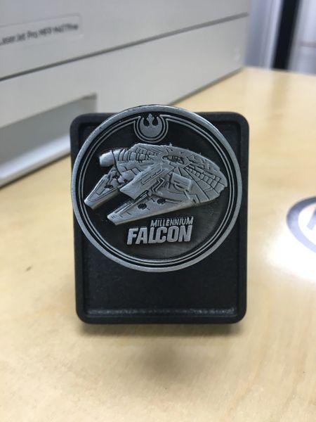 MILLENNIUM FALCON SHOOTER ROD