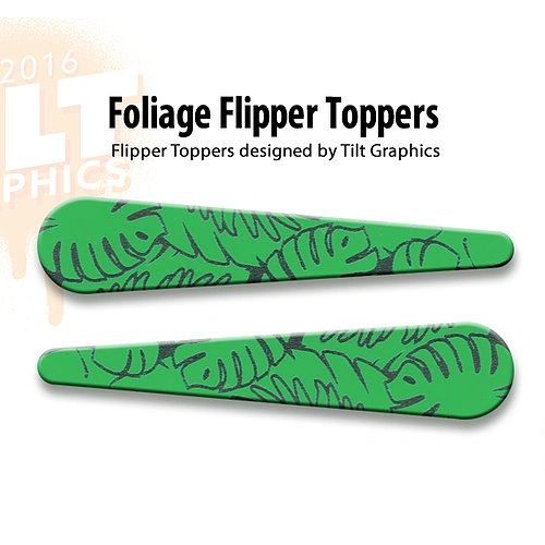 Generic Foliage Flipper Toppers