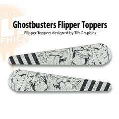 Ghostbusters: TG-Flipper Toppers