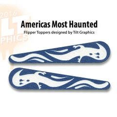 America's Most Haunted Flipper Toppers TG