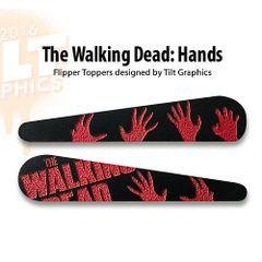 The Walking Dead: Terror Flipper Toppers