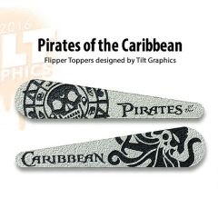 Pirates of the Caribbean TG-Flipper Toppers