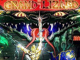GRAND LIZARD PREMIUM KIT