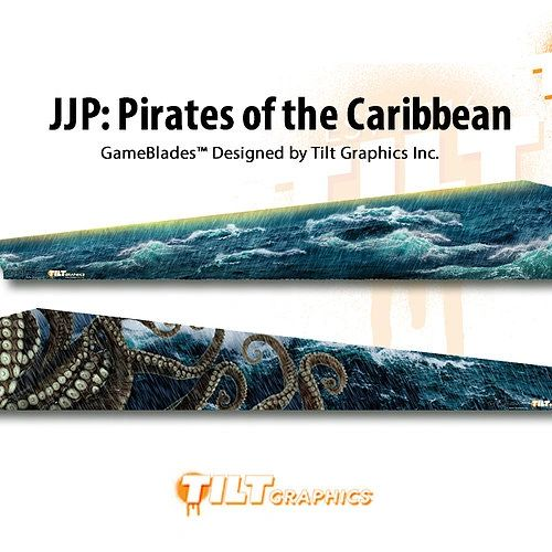 JJP Pirates of the Caribbean: The Kraken GameBlades