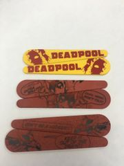 Deadpool- TG Flipper Toppers