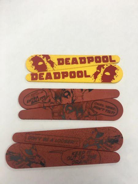Deadpool- TG Flipper Toppers