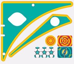 World Cup Soccer Target Decals