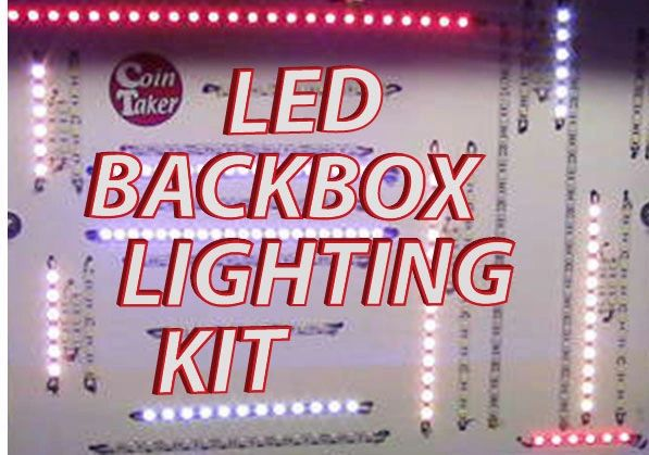 STERN LED BACKBOX LIGHTING KIT