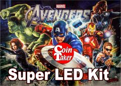 AVENGERS-2 Pro LED Kit w Super LEDs