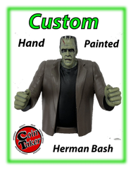 Herman Bash Toy Custom Paint Munsters