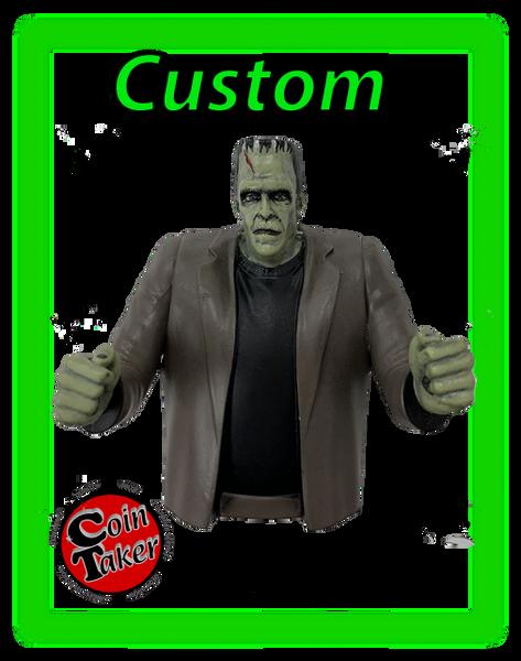 Herman Bash Toy Custom Paint Munsters