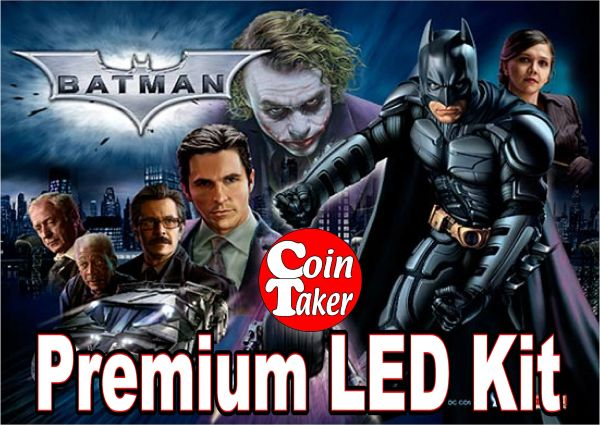 BATMAN TDK-1 Pro LED Kit w Premium Non-Ghosting LEDs