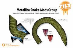 Metallica Snake Mod Bundle