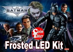 BATMAN TDK-3 Pro LED Kit w Frosted LEDs