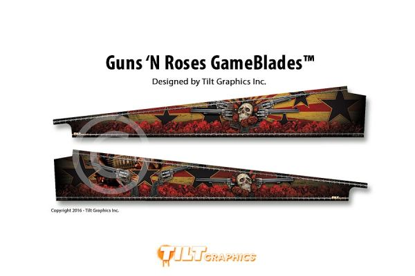 GUNS N ROSES GAMEBLADES