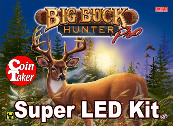 BIG BUCK HUNTER-2 Pro LED Kit w Super LEDs