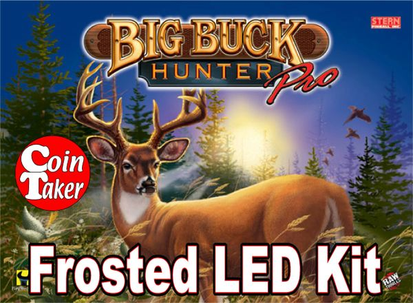 BIG BUCK HUNTER-3 Pro LED Kit w Frosted LEDs