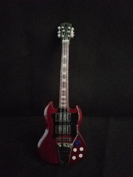 AC/DC Gibson SG Guitar Mod