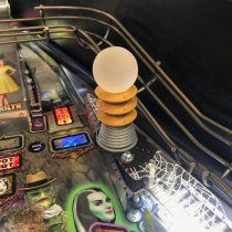 MUNSTERS PINBALL TESLA COIL DOME REPLACEMENT