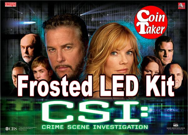 CSI-3 Pro LED Kit w Frosted LEDs