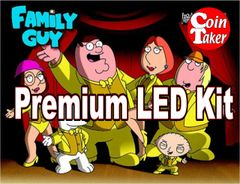 Family Guy-1 LED Kit w Premium Non-Ghosting LEDs