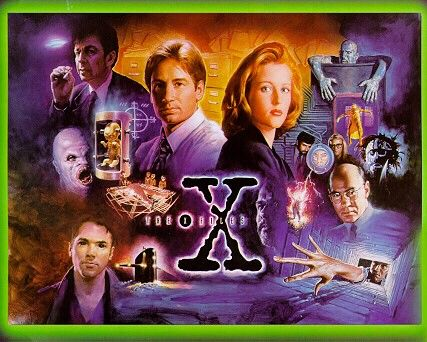 2. XFILES LED Kit w Super LEDs