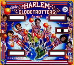 2. HARLEM GLOBETROTTERS LED Kit w Super LEDs