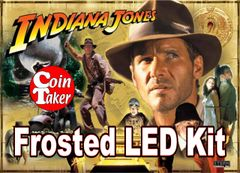 STERN INDIANA JONES-3 LED Kit w Frosted LEDs