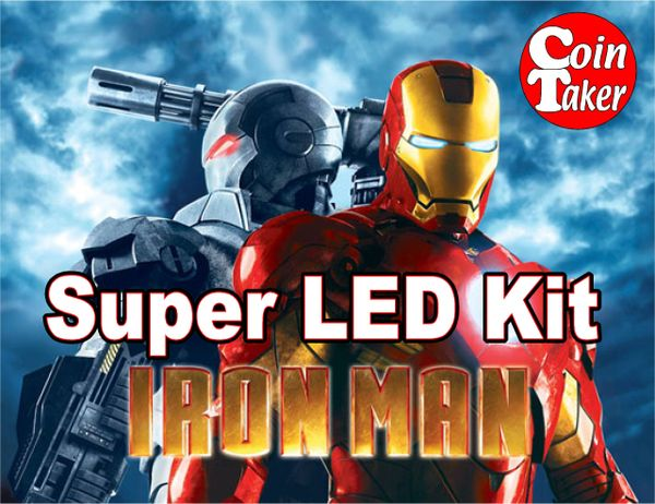 IRON MAN-2 LED Kit w Super LEDs