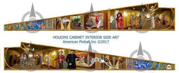 Houdini Interior Art Package