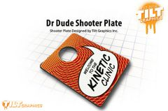 Dr. Dude 3D Shooter Plates